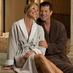 Luxury Microfiber Spa Bathrobe