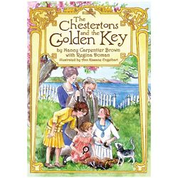 The Chestertons And The Golden Key Book