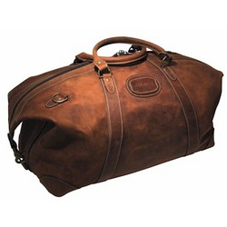 Leather Adventure Duffle