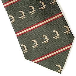 1895 Golf Pattern Tie