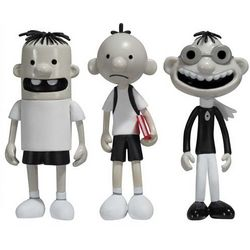 Diary Of A Wimpy Kid Action Figures