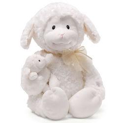 Nursery Rhyme Reciting Plush Lamb