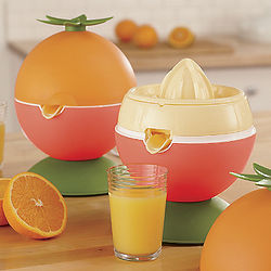 No Pulp Citrus Juicer