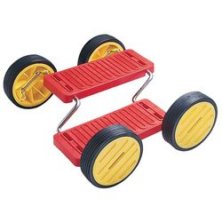 Pedal-Go Racer with Steel Axled Wheels