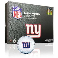 New York Giants Bridgestone Golf Balls