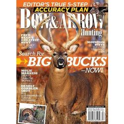 Bow & Arrow Hunting Magazine 6-Issue Subscription