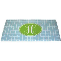 Small Monogrammed Squares Cutting Board