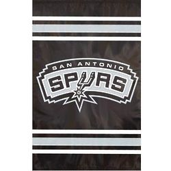 San Antonio Spurs Appliqué House Flag