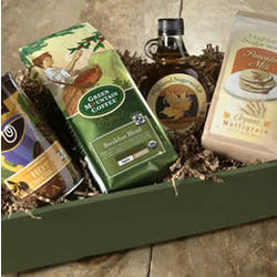 Organic Breakfast Crate