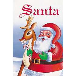 Santa Personalized Children's Book