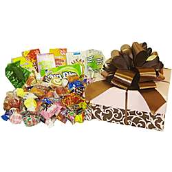 Mother's Day Nostalgic Candy Gift Box