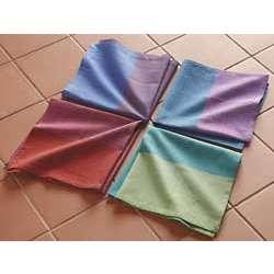 Jewel Toned Fair Trade Cloth Napkins