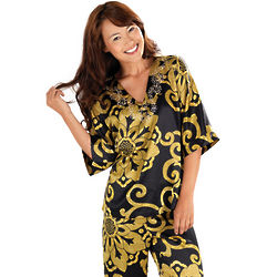 Shogun Tunic Pajamas