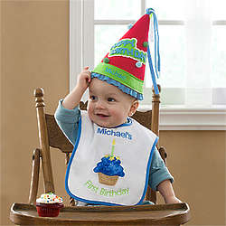 Personalized Birthday Hat for Boys