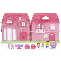 Let's Play Doll House
