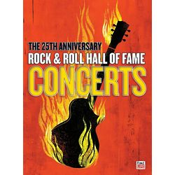 25th Anniversary Rock & Roll Hall Of Fame Concerts DVDs