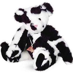 Holstein Cow Teddy Bear