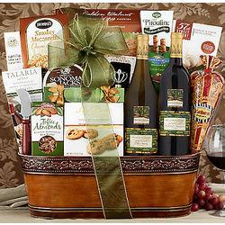 Briar Creek Cellars Connoisseur Gift Basket