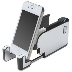 Tablet and Phone Stand with Powerbank