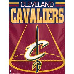 Cleveland Cavaliers NBA Vertical House Flag