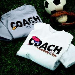 Personalized Coach Sweatshirt