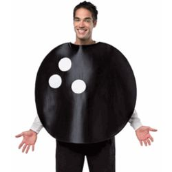 Adult Bowling Ball Costume