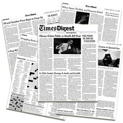 The New York Times Digest 1 Year Subscription