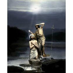 The Baptism Print