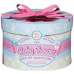 Mini Baby Shower Box of Questions