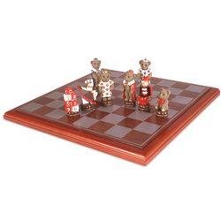 Teddy Bear Chess Set