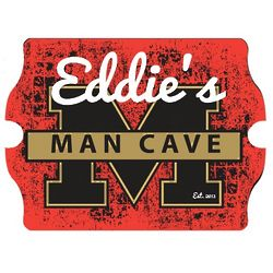 Custom Vintage Man Cave Pub Sign