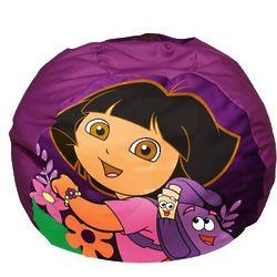 Nickelodeon Dora Hiking Bean Bag