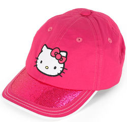 Hello Kitty Junior Sports Hat