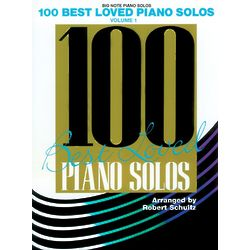 100 Best Loved Piano Solos Book