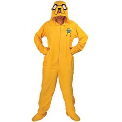 Adventure Time Adult Hoodie Pajamas
