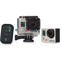GoPro Black Edition Wide-Angle Helmet Cam