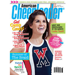 American Cheerleader Magazine 4-Issue Subscription