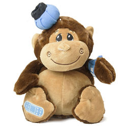 Feel Better Soon Musical Monkey Jojo Stuffed Animal