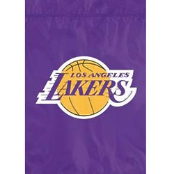 Los Angeles Lakers Garden Flag