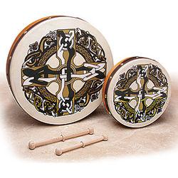 Celtic Bodhran Musical Instrument