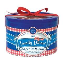 Mini Family Dinner Box of Questions