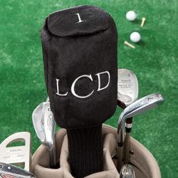 Personalized Ladies Monogram Golf Club Cover