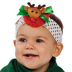 Baby's 1st Christmas Headband