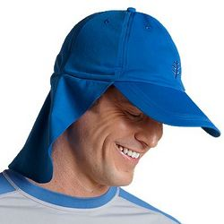Men's Chlorine Resistant All Sport UPF Sun Hat