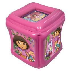 Dora The Explorer Inflatable Play Cube for iPad/iPad 2