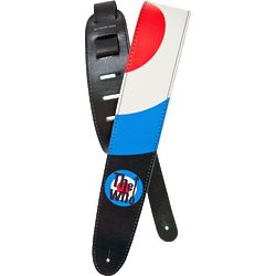 The Who Bull's Eye Guitar Strap