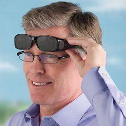 Eye Fatigue Preventing Sunglasses