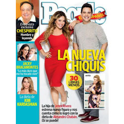People En Espanol Magazine 5-Issue Subscription