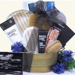 Just for Men Spa Gift Basket