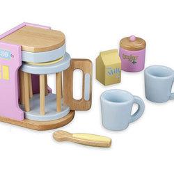 Pastel Coffee Set